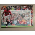Signed photo of Aaron Wan-Bissaka the Manchester United footballer. SORRY SOLD!