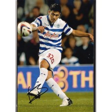 SALE: Signed photo of Alejandro Faurlin the QPR footballer
