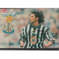Signed picture of Alessandro Pistone the Newcastle United footballer.
