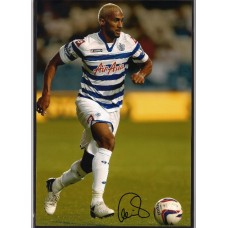 SALE. Signed photo of Armand Triore the Queens Park Rangers (QPR) footballer.
