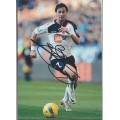 Signed photo of Chris Eagles the Bolton Wanderers footballer