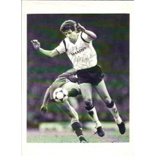 Colin Gibson A4 signed copy picture