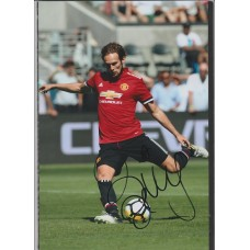 Signed photo of Daley Blind the Manchester United footballer.