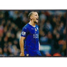Signed photo of Danny Drinkwater the Leicester City Footballer.