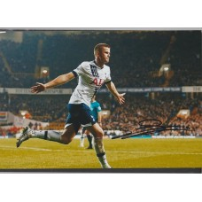 SALE: Signed photo of Eric Dier the Tottenham Hotspur footballer.