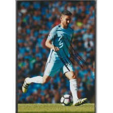 Signed photo of Ilkay Gundogan the Manchester City footballer.