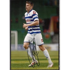 SALE: Signed photo of Jamie Mackie