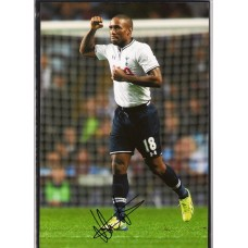 SALE Signed photo of Jermaine Defoe the Tottenham Hotspur footballer.