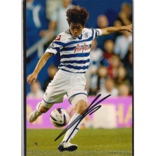 SALE: Signed photo of Ji Sung Park.