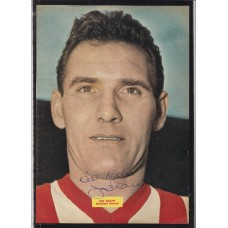 Signed picture of Joe Shaw the Sheffield United footballer.