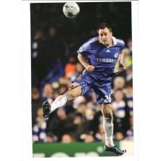 SALE:Signed picture of John Terry the Chelsea Footballer