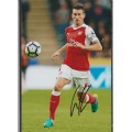 Signed photo of Laurent Koscielny the Arsenal footballer