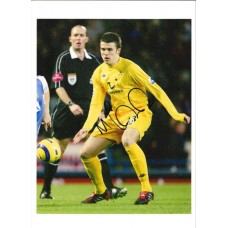 Signed photo of Michael Carrick the Tottenham Hotspur footballer