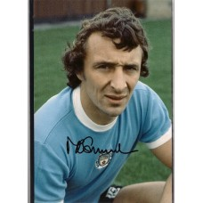 SALE: Signed photo of Mike Summerbee
