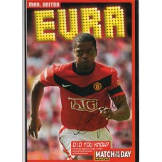 World Cup: SALE: Signed picture of Patrice Evra. SORRY SOLD!