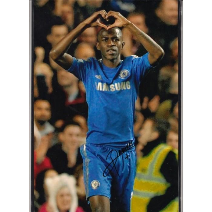 Ramires Santos Do Nascimento: Signed Photo Of Ramires The Chelsea Footballer